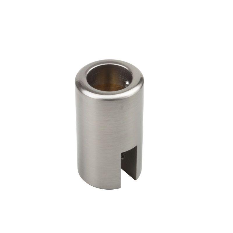 Verticale bevestiging 6-8mm glas