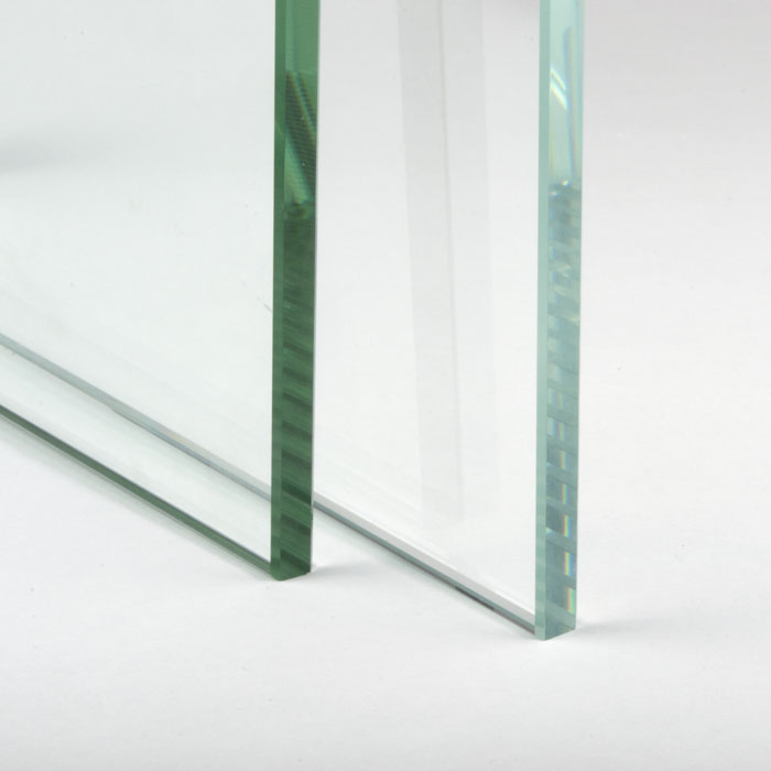 Glazen keuken spatwand extra helder glas